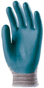 tricoté-bleu